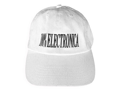 100% Electronica Hat - White main photo