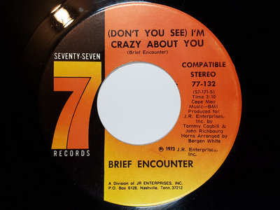 DONT YOU SEE IM CRAZY ABOUT YOU - BRIEF ENCOUNTER - NM main photo