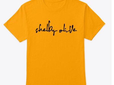 'shelby olive' tee main photo