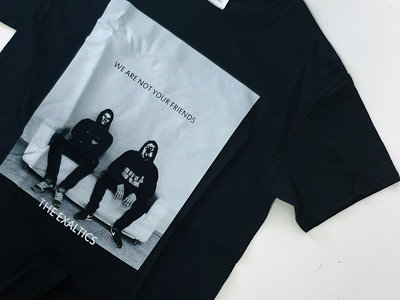 The Exaltics Picture T-Shirt (black) main photo