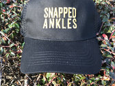 Snapped Ankles Cap photo