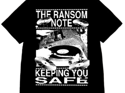 'Keeping You Safe' - Planet Luke x R$N Tee main photo