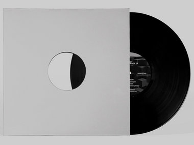 "The Black Box EP – Seance Ltd | 12"" 140g Vinyl In White Sleeve main photo"