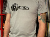 SONOR MUSIC EDITIONS Light Grey T-SHIRT photo