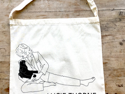 Kitty & Frank Tote Bag + Album Digital Download! main photo
