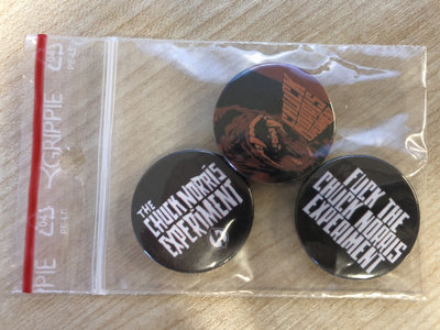 3-pack buttons/pins main photo