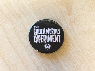 Chuck Norris Experiment logo button/pin main photo