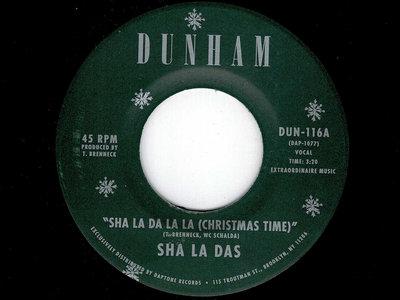 SHA LA DA LA LA (CHRISTMAS TIME) - THE SHA LA DAS main photo