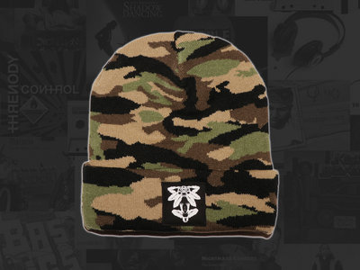 Limited edition DEFORMER beanie (camo) main photo