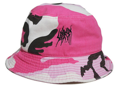 SETE STAR SEPT Bucket Hat (Newhattan 1500) - Pink Camo main photo