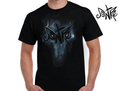 Sentre Blue Dude Logo (full color print) T-shirt + Digital main photo