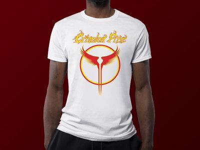 Phoenix Wings Design T-Shirt main photo