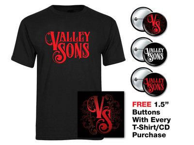 Red Logo T-Shirt/CD Package main photo