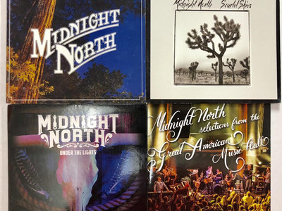 CD Bundle (All 4 Midnight North CDs) main photo