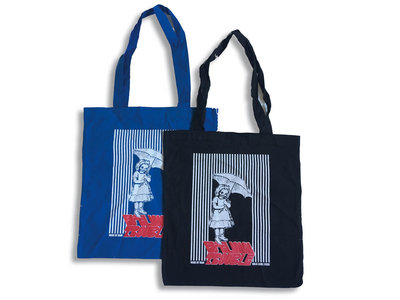 """Made Of Rain"" Tote Bag main photo"