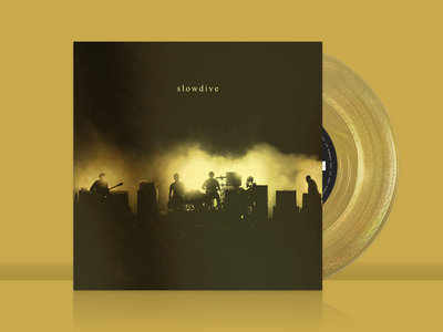 "Slowdive - Golden Hair (live) Part I / Golden Hair (live) Part II - 7"" main photo"