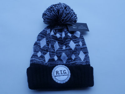 RTG Winter Beanie with Pom SOLDOUT main photo
