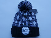 RTG Winter Beanie with Pom SOLDOUT photo