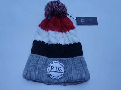 RTG Winter Beanie w/ Pom SOLDOUT main photo