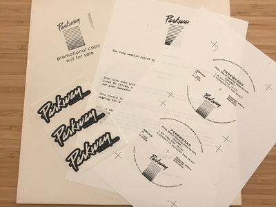 Parkwerks Vol. 1 - Test Pressing main photo
