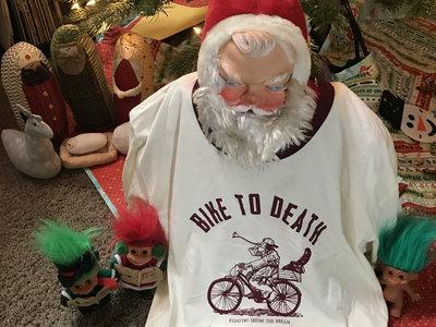 BIKE TO DEATH T-Shirt main photo