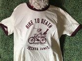 BIKE TO DEATH T-Shirt photo