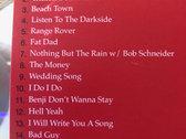 """Live At The Saxon Pub w/ David Grissom CD"" photo"