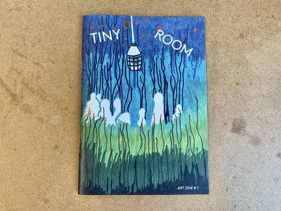 Tiny Room Art Zine #1 main photo