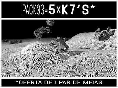 Pack de Natal - 5 x K7s main photo