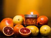 Holiday Preserves! Blood Orange Cardamom //OR// Triple Citrus Marmalade photo