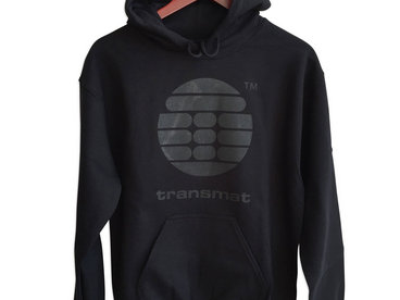 Transmat Records Logo Unisex Pullover Hoodie main photo