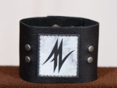 "2"" Leather Cuff photo"