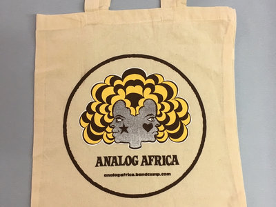 Cotton Bag with Analog Africa Logo main photo
