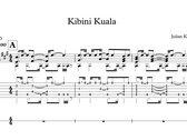 """Kibini Kuala"" - GUITAR TABS photo"