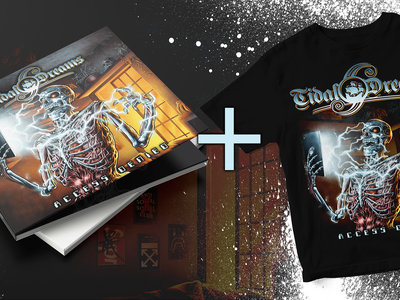 Deluxe Digipak & T-Shirt [Bundle] main photo