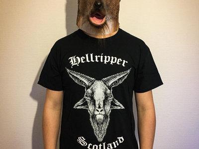 Hellripper - Scotland T-Shirt (Size 2XL - 4XL) main photo