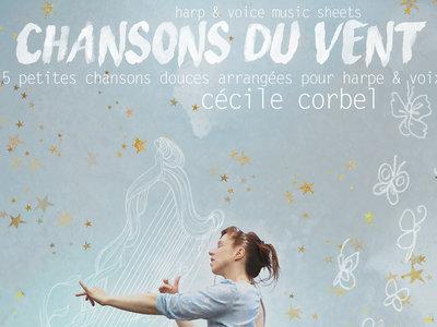 Chansons du Vent (PDF partitions) 5 petites chansons douces main photo