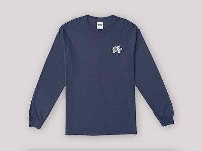 Script Logo T-shirt (Blue) main photo