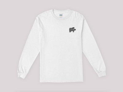 Script Logo T-shirt (White) main photo