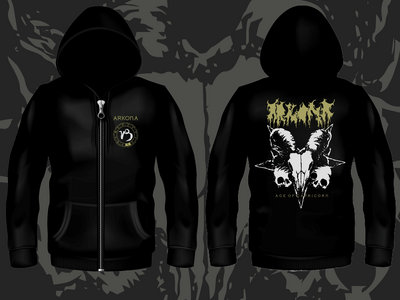 Age Of Capricorn Hoodie/ZIP main photo