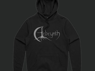 Arbrynth Grey Logo Hoodie main photo