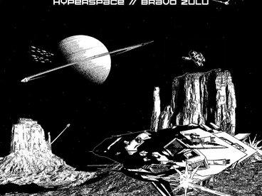 "10"" lathe cut plates of Hyperspace and Bravo Zulu main photo"