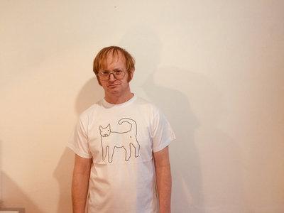 T-shirt - Čůrající kočička main photo