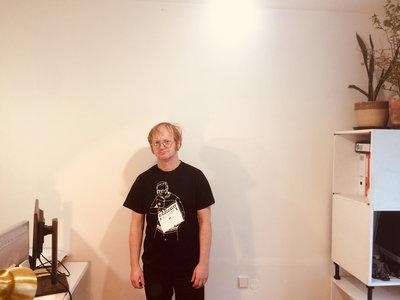 T-shirt - Drummachine black main photo
