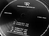 """AVAILABLE NOW! ------ RHYS CELESTE - MICROLITH II - 2x12"""" photo"""