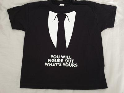 Black Tie T-shirt - FOR KIDS!! main photo