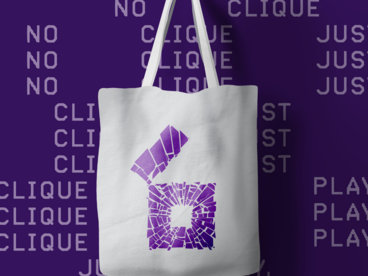 boxout.fm shattered logo (purple on white) main photo