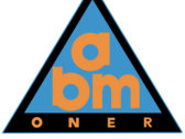 "3"" ABM ONER Stickers x3 photo"