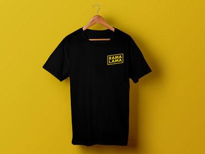 Rama Lama Black and Yellow T-shirt main photo