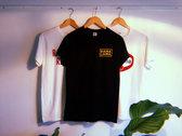 Rama Lama Black and Yellow T-shirt photo